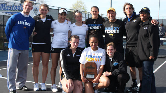 Summit League 2nd Place
