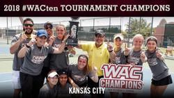 WAC 2017-18 Champions