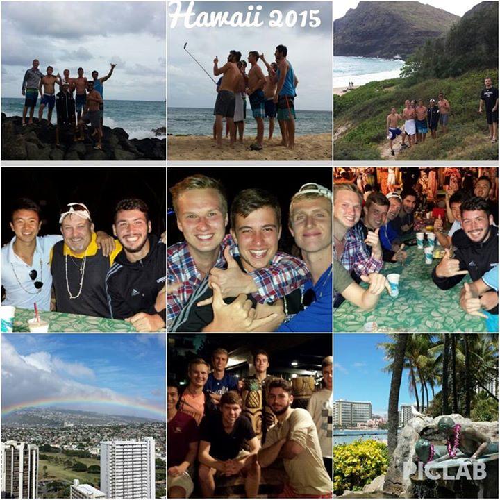 Roos in Hawaii!