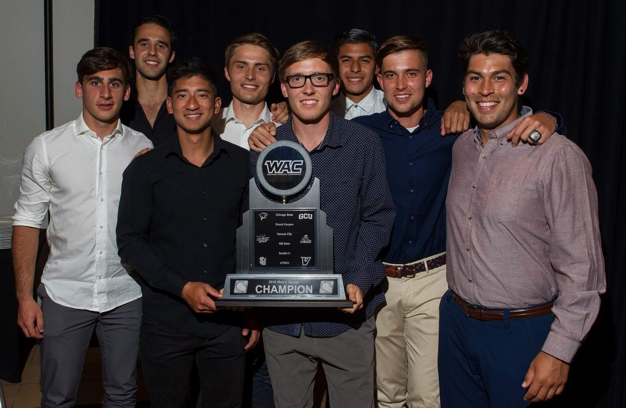 WAC 2017-18 Regular Season Champions
