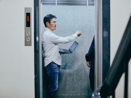 【取材記事】忙しい上司に60秒でYESと言わせる技術、起業家の「エレベーター・ピッチ」に学ぶ