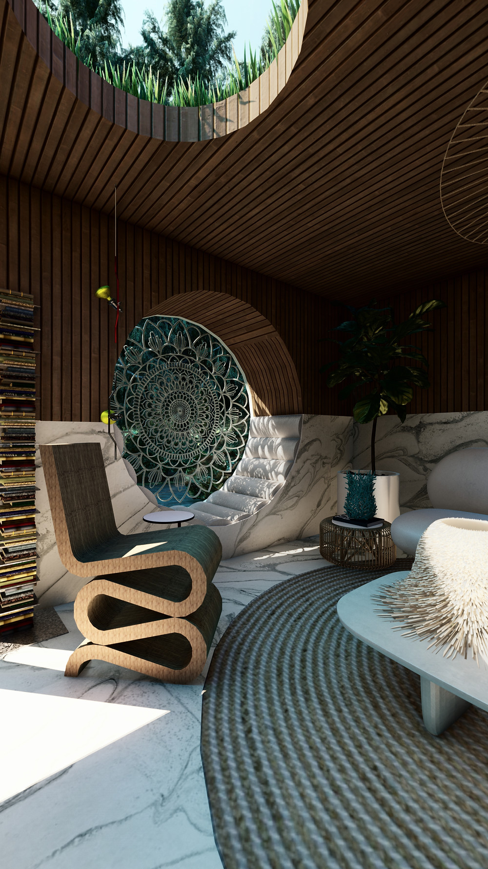 The Awakening House | Jesus Pacheco Architects | CASACOR Miami 2020
