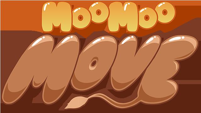 Moo Moo Move Game Logo