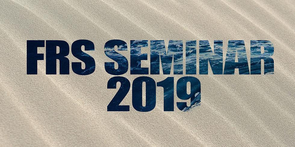 FRS Seminar 2019