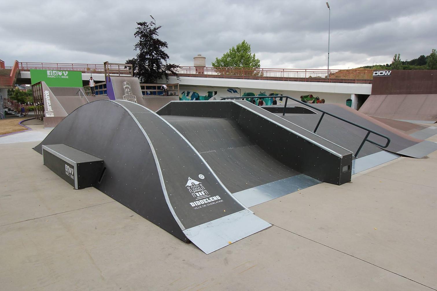 Skatepark 2015