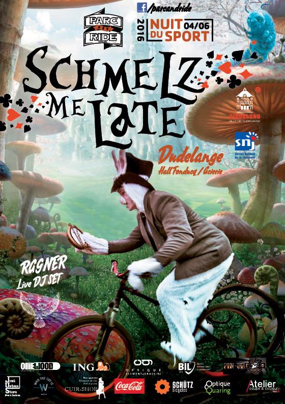 Schmelz me late 2016
