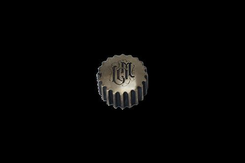 Brass Cap for LIP BALM