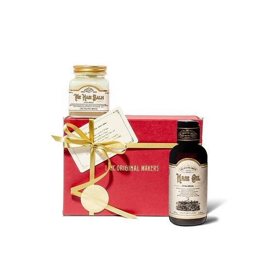 Gift〈HAIR OIL 997 & HAIR BALM 997〉