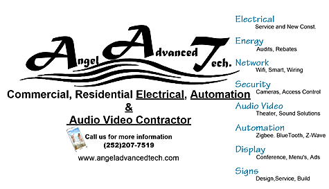 OBX Audio Video, Electrical Contractor
