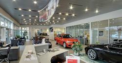 BMW Orlando Showroom