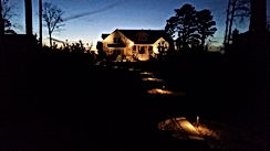 Outer Banks Landscape Lighting