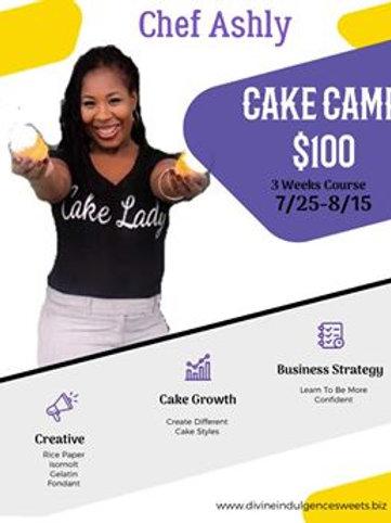 CAKE CAMP