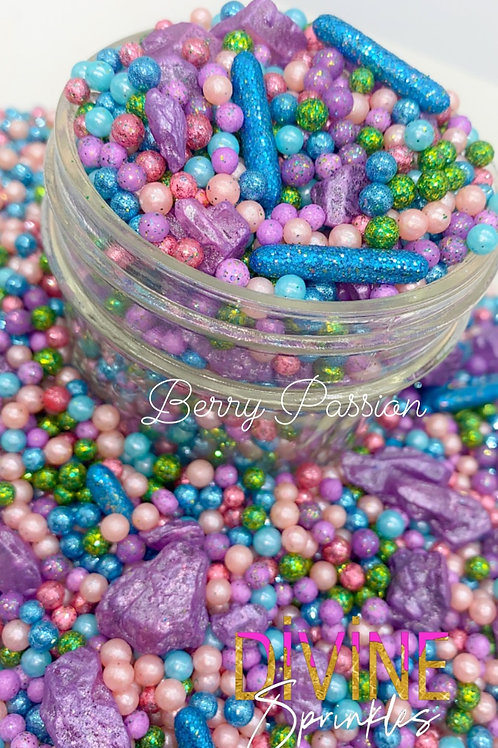 Berry Passion Sprinkles