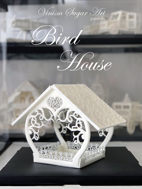 Bird House - Template for YouTube Tutorial