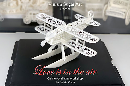 Love is in the Air Online Workshop