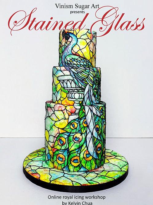 Stained Glass Online Workshop (English description)