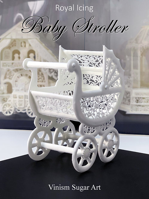 Baby Stroller - Template for YouTube Tutorial
