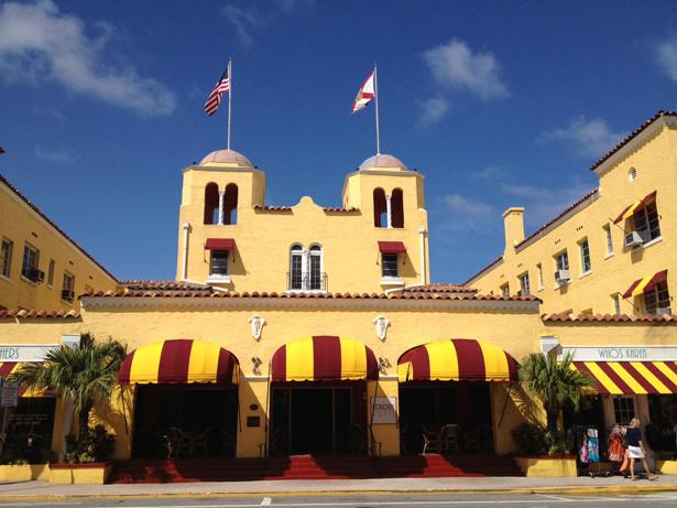 Colony Hotel & Cabana Club   Delray Beach, FL