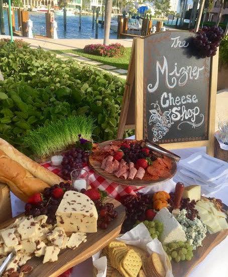 European Cheese Table