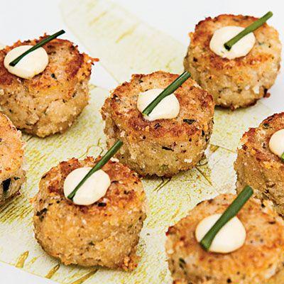 Mini Crabcakes