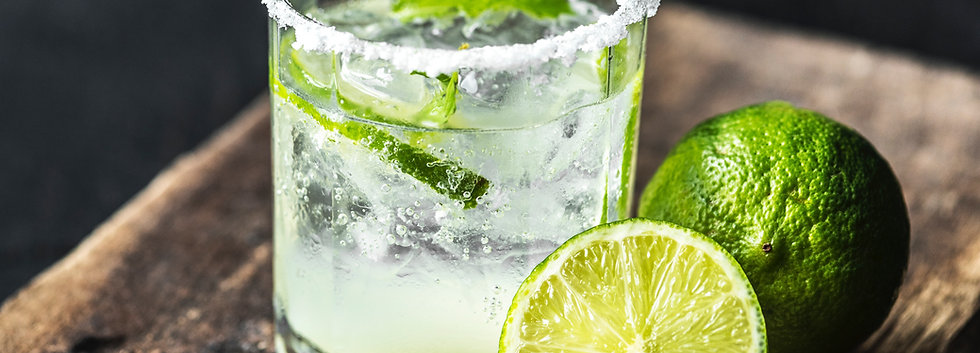 Margrita with lime