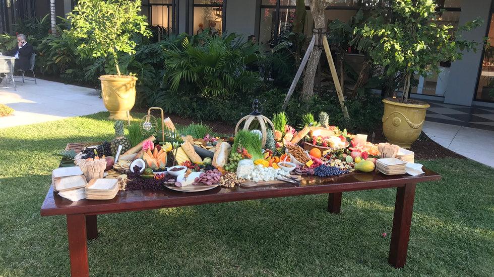 Lavish Grazing Table