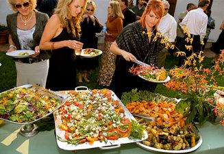 Appetizers Buffet Style