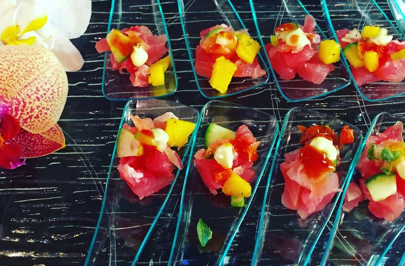 Fruit Salad Shooters