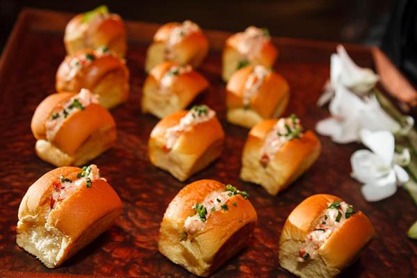 Mini Lobster Roll