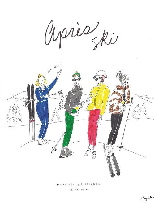Print // Apres Ski