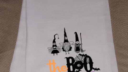 Halloween Flour Sack Towel(2020)
