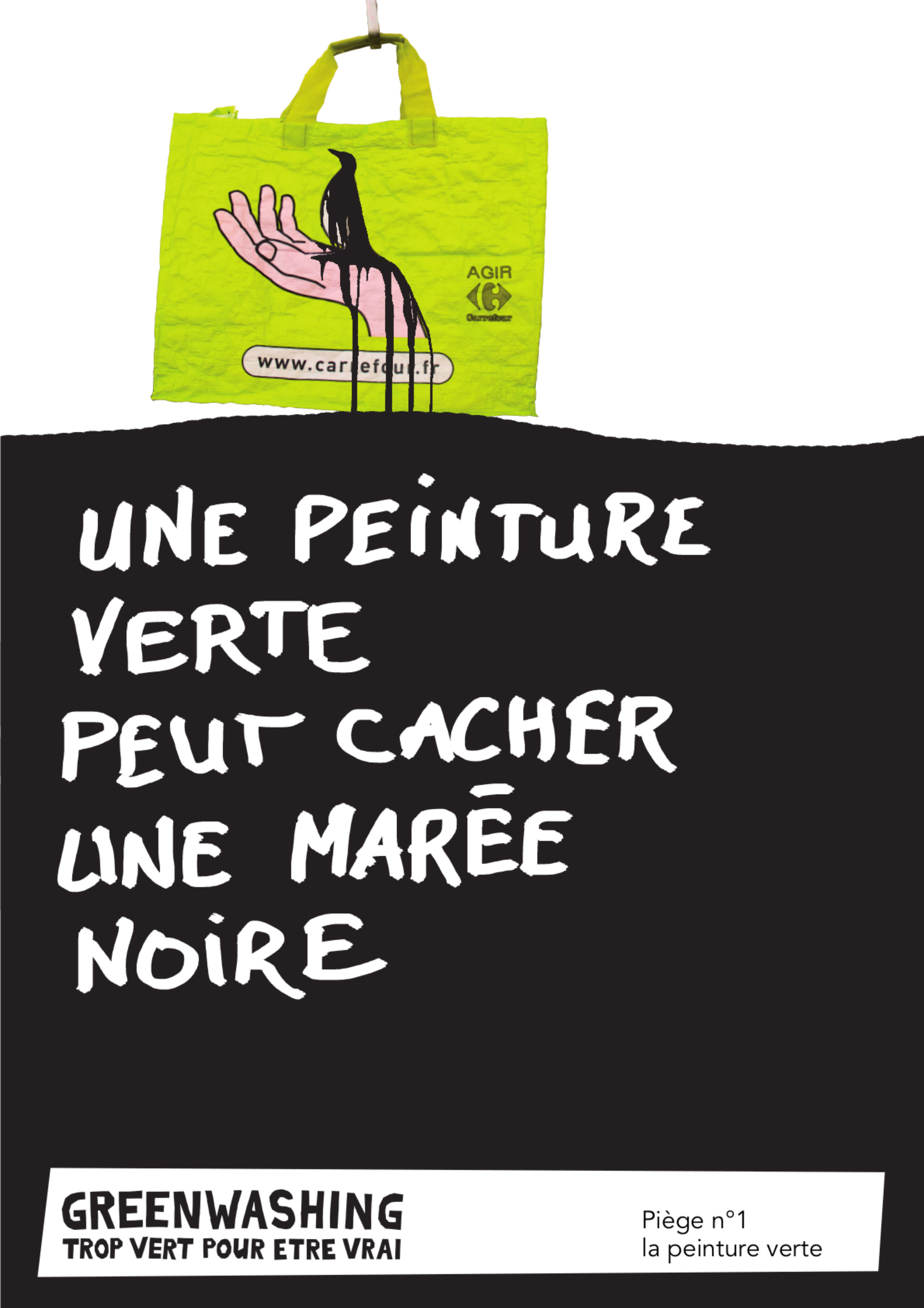 Affiche greenwashing 1