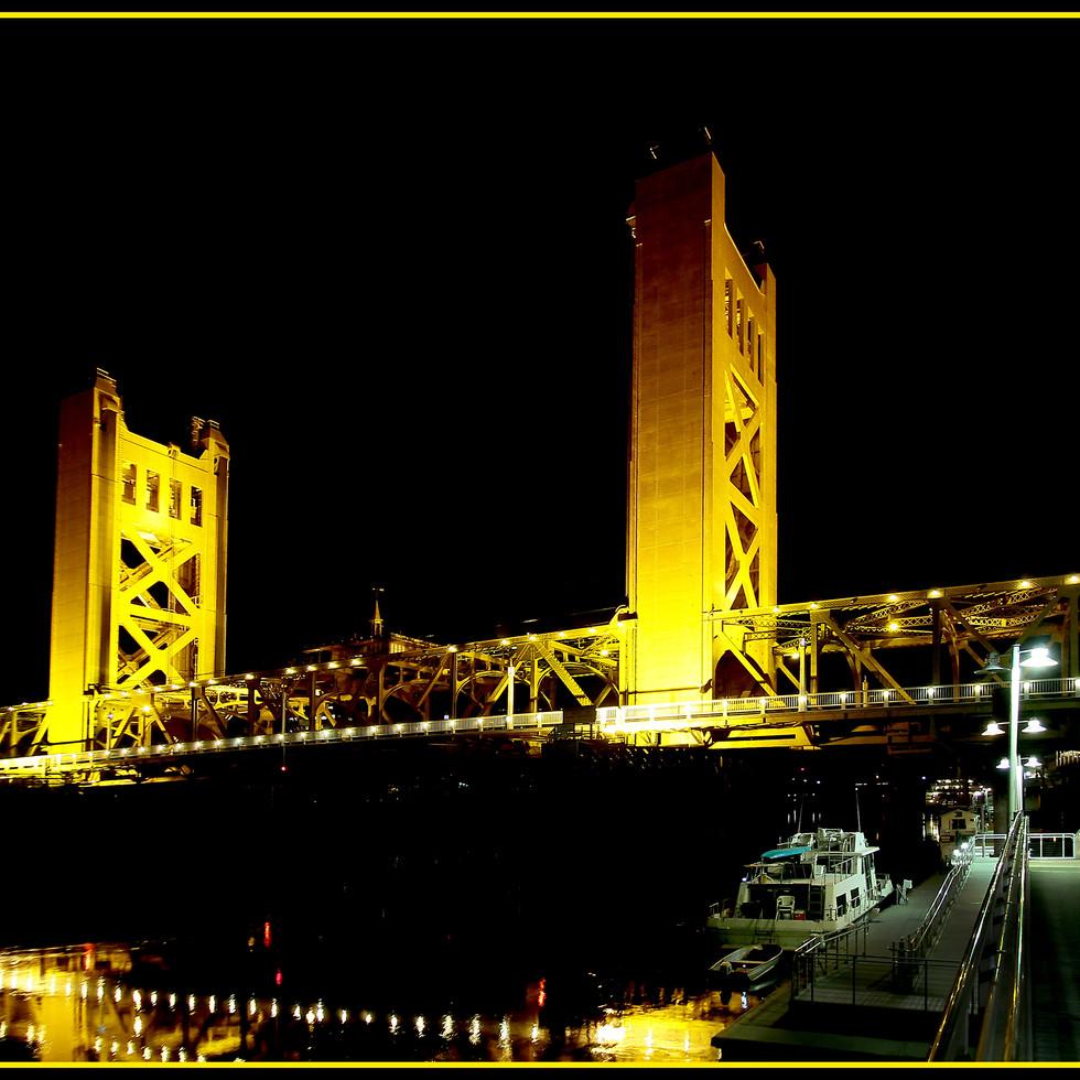 Tower Brdg , Sacramento CA