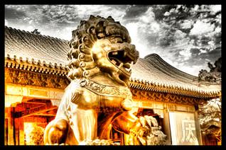 Beijing Lion (Yíhé Yuán)