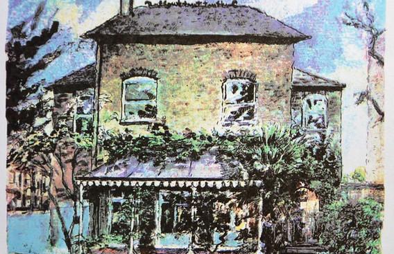 Geraldine Road