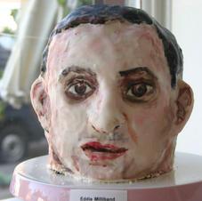Ed Milliband  head