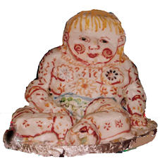 Baby George cake