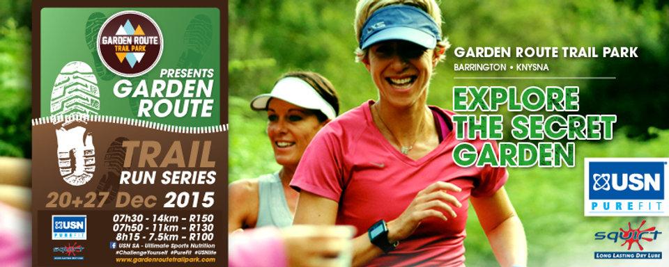 Garden Route Trail Run Series 2015