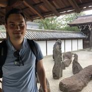 京都坐禅体験④
