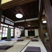 京都坐禅体験②