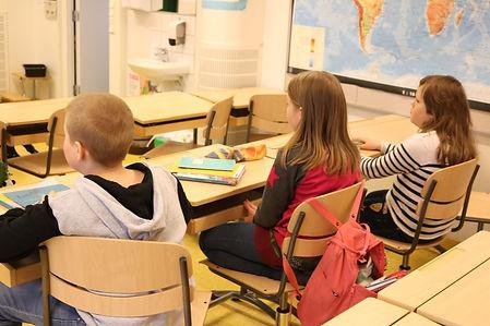 フィンランド小学校の英語教育