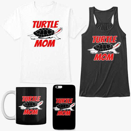 Turtle Mom Merch