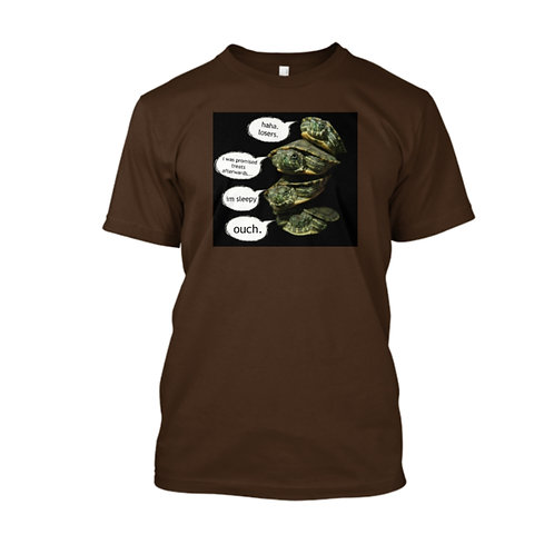 STACK O' TURTLES T-SHIRT