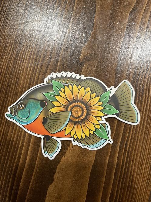 Sunfish (Sunflower)