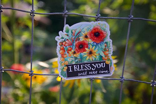 I Bless You (M)