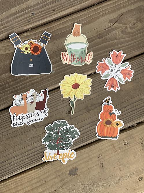 Artist Pack (Baygent October)