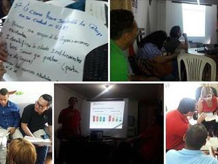 Avanza la construcción de planes locales de sostenibilidad ante el VIH en 12 ciudades del País