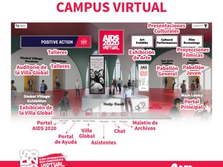 AIDS 2020: Participación Virtual