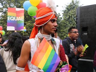 Se despenaliza la homosexualidad en la India después de 157 años