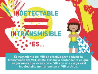 1 DE DICIEMBRE DÍA MUNDIAL DE LA RESPUESTA AL VIH Y AL SIDA